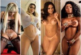 11 Brasileiras gostosas nuas no sexy clube