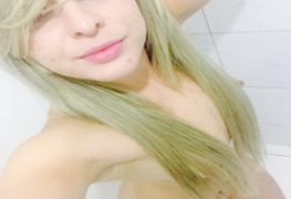 A famosinha do Instagram e Facebook Marta pelada em fotos amadoras