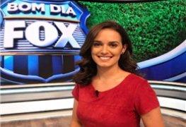 Apresentadora Livia Nepomuceno da fox sports caiu na net