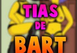 As tias do Bart