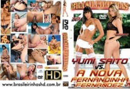 Brasileirinhas – Yumi Saito vs Nova Fernandinha Fernandez