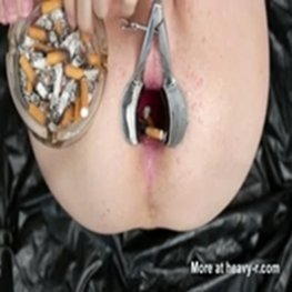 Cinzeiro anal