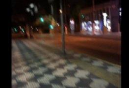 Come novinha puta em plena rua publica na avenida brasil