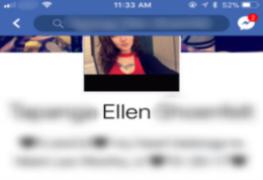Ellen ninfetinha linda caiu na net com os peitos duros de tesão
