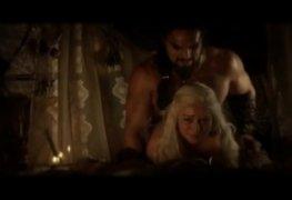Emilia Clarke Nua Pelada Em Cena Sexo Game of Thrones
