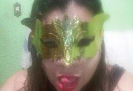 Esposa rabetuda de Manaus