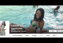 Fabielle Souza em video delicia