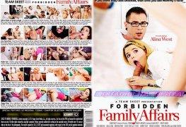 Forbidden Family Affairs - Quadrilha Hentai