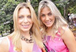 Fotos bucetas famosas Sheila Mello e Stefanie Mello nuas