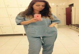 Fotos de medica gostosa pelada no trabalho