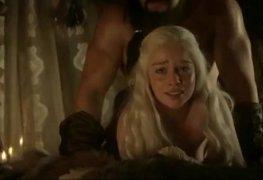 Game of Thrones: Coleção das cenas de sexo e nudes