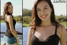 Gatinha meio asiática cnn fotos amadoras no motel