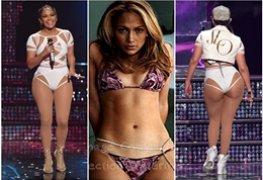 Jennifer Lopez em fotos super picantes
