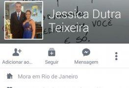 Jessica Cavala loira caiu no whatsapp