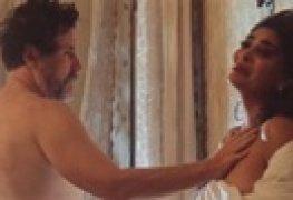 Juliana Paes transando pelada em Dois Irmãos