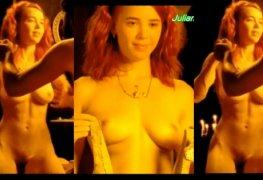 Juliana porteous pelada em cena de sexo - o homem que desafiou o diabo