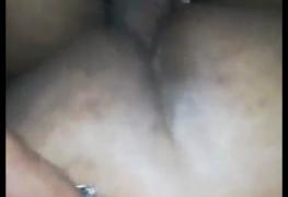 Levando rola grossa no cu