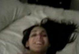 Luana e sua primeira vez no motel com namorado