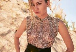 Miley Cyrus nua em fotos vazas por hacker