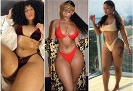Mulheres gostosas com corpo de deusas
