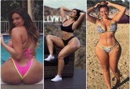 Musas do Instagram: Djhanna coroa com um corpo espetacular