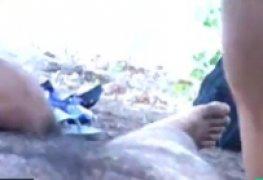 No mato comendo novinha pernambucana