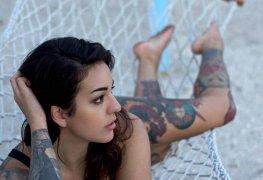 Nudes da gata sexy Stephanie Marazzo
