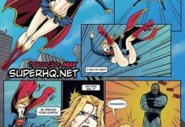 O fim da super girl