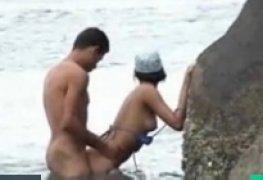 Praia do arpoador flagra de sexo