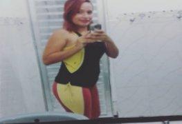Rosy ruivinha safada de Manaus ficou pelada e caiu na net