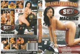 Sex Machine 2 com Julia Paes