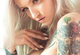 Tattoo sexy SuicideGirls
