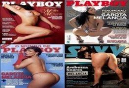 Todas as revista de mulher Melancia Nua