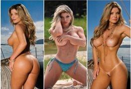 Viviane Bordim a modelo mais linda do brasil nua